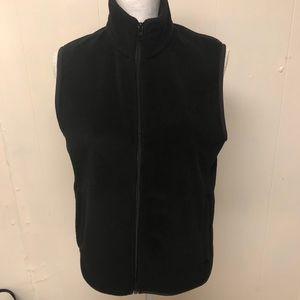 Woolrich fleece Zip Up Vest